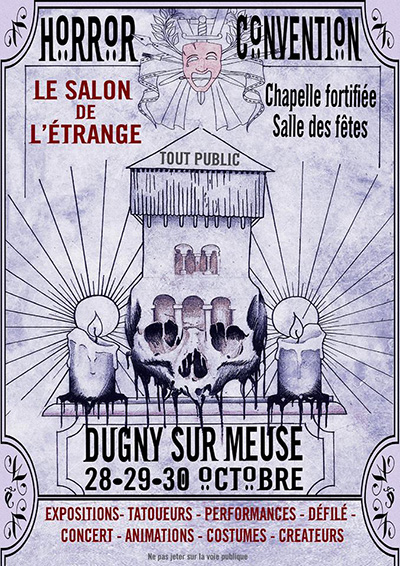 Horror Convention/ le salon de l'étrange